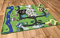 Детский развивающий игровой коврик для ползания Babypol (бебипол) (M 3511)