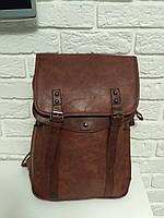 """Большой рюкзак для ноутбука, спорта, путешествий, городской  """"Детройт Brown"""", фото 1"""