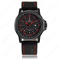 Мужские часы Naviforce модель NF9076bydbn, цвет черный, фото 1