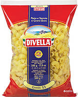 Макароны Divella Gomiti # 53 500 г (Италия.), фото 1