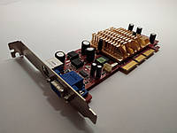 Видеокарта MSI FX5200 128Mb/DDR/64Bit, AGP8X
