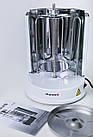 Шашлычница электрическая Vilgrand V1406G, фото 2
