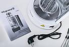 Шашлычница электрическая Vilgrand V1406G, фото 3