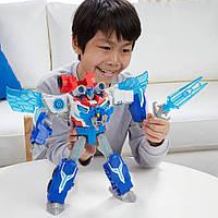 Трансформер Оптимус Прайм Optimus Prime and Aerobolt