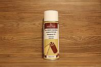 Лак-спрей нежелтеющий с высоким сухим остатком, Holzspray HS, 0.4 litre, Borma Wachs