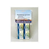 Спички Mil-Tec влагостойкие (4 пачки в упаковке) * 15234000
