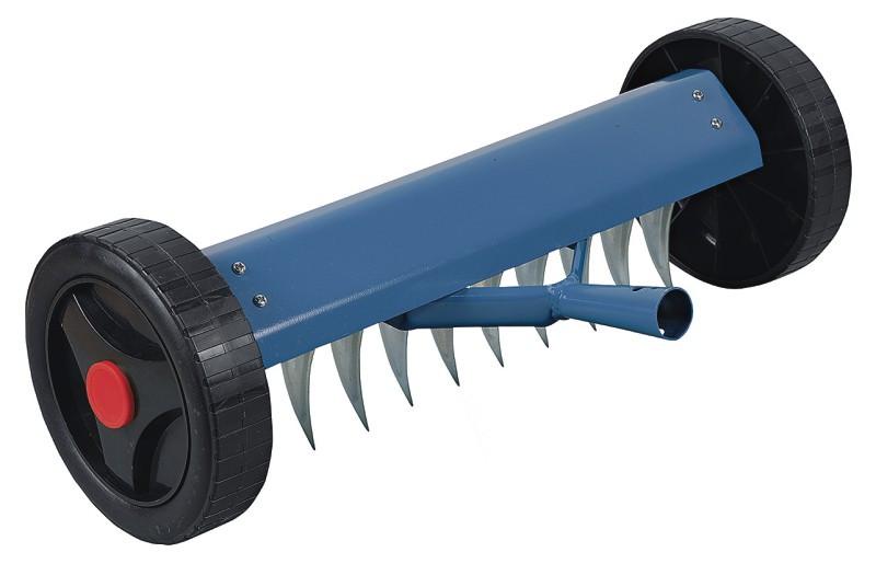 Вертикулятор (аэратор) на колесах R942, GREENMILL