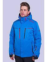 Мужская горнолыжная куртка Avecs, голубой Р. 52