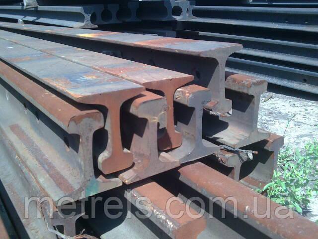 Рельс железнодорожный Р65 с износом