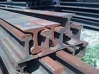 Рельс железнодорожный Р65 с износом, фото 1