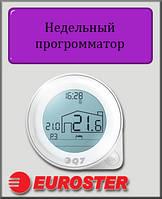 Недельный программатор Euroster Q7 с функцией самообучения