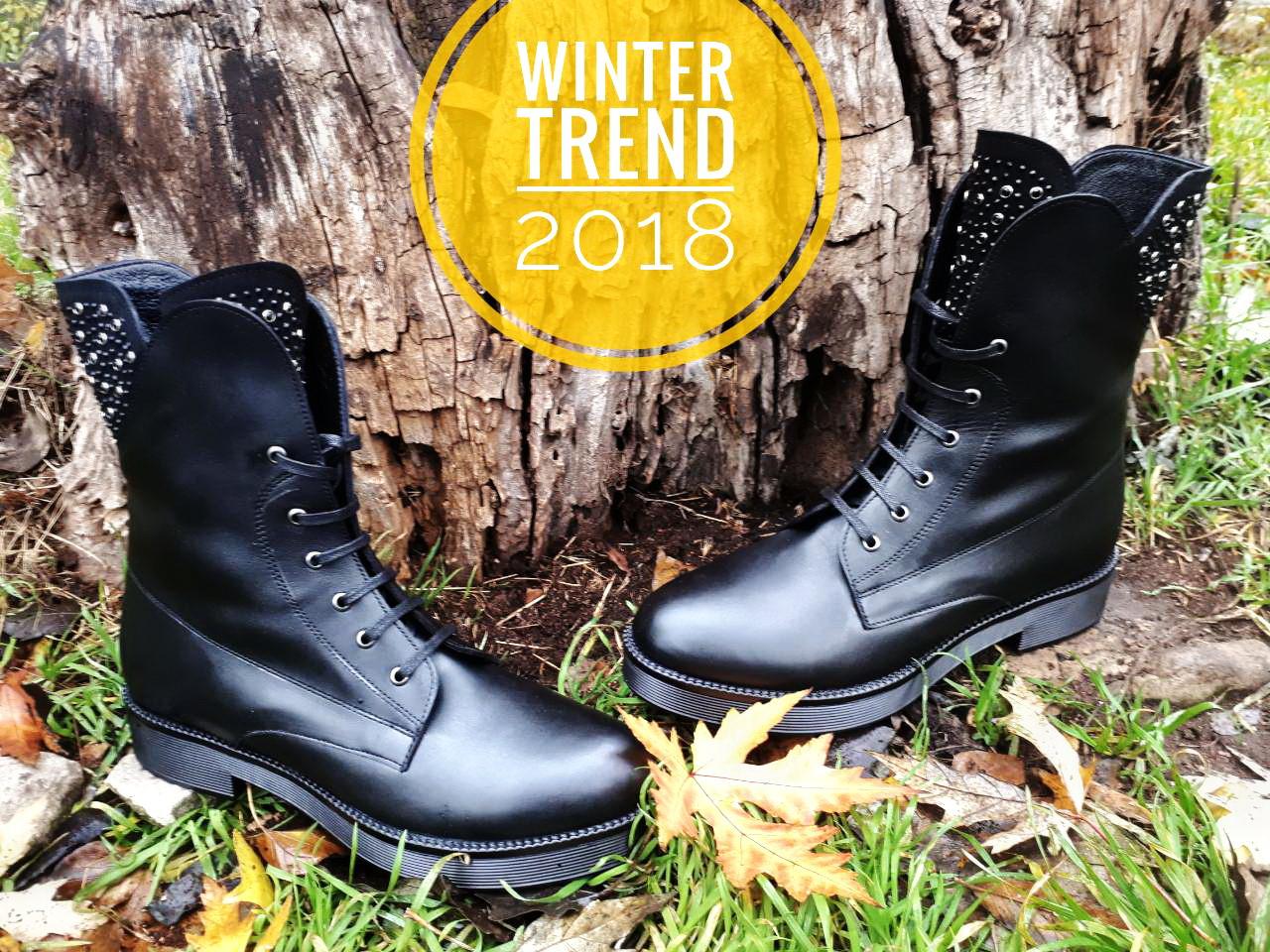 046b87703 Ttucino обувь ботинки женские зима на шнуровке кожаные с мехом на низком  каблуке Tucino