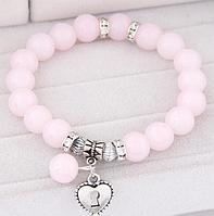 """Женский браслет """"Нежность Light Pink"""""""