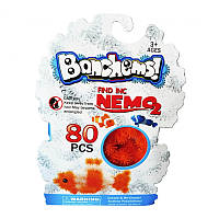 Конструктор-липучка Bunchems Nemo 80+ деталей, фото 1