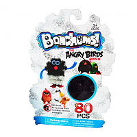 Конструктор-липучка Bunchems Angry Birds 80+ деталей, фото 1