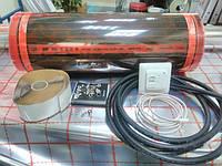 8m2 Инфракрасный пол 8 кв.м (комплект)  ReXva с терморегулятором, фото 1