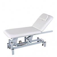 Стационарный массажный стол електрический ,Кушетка косметологическая массажная 269