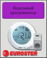 Недельный программатор Euroster Q7 TXRXGW с функцией самообучения