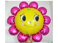 Яркий шарик Цветок для праздника