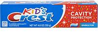 Детская зубная паста, Crest Kid's Cavity Protection 130 грам