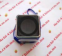 Mini Digital Speaker WS-A7 (портативное радио колонка +TF), фото 1