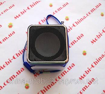 Mini Digital Speaker WS-A7 (портативное радио колонка +TF), фото 2