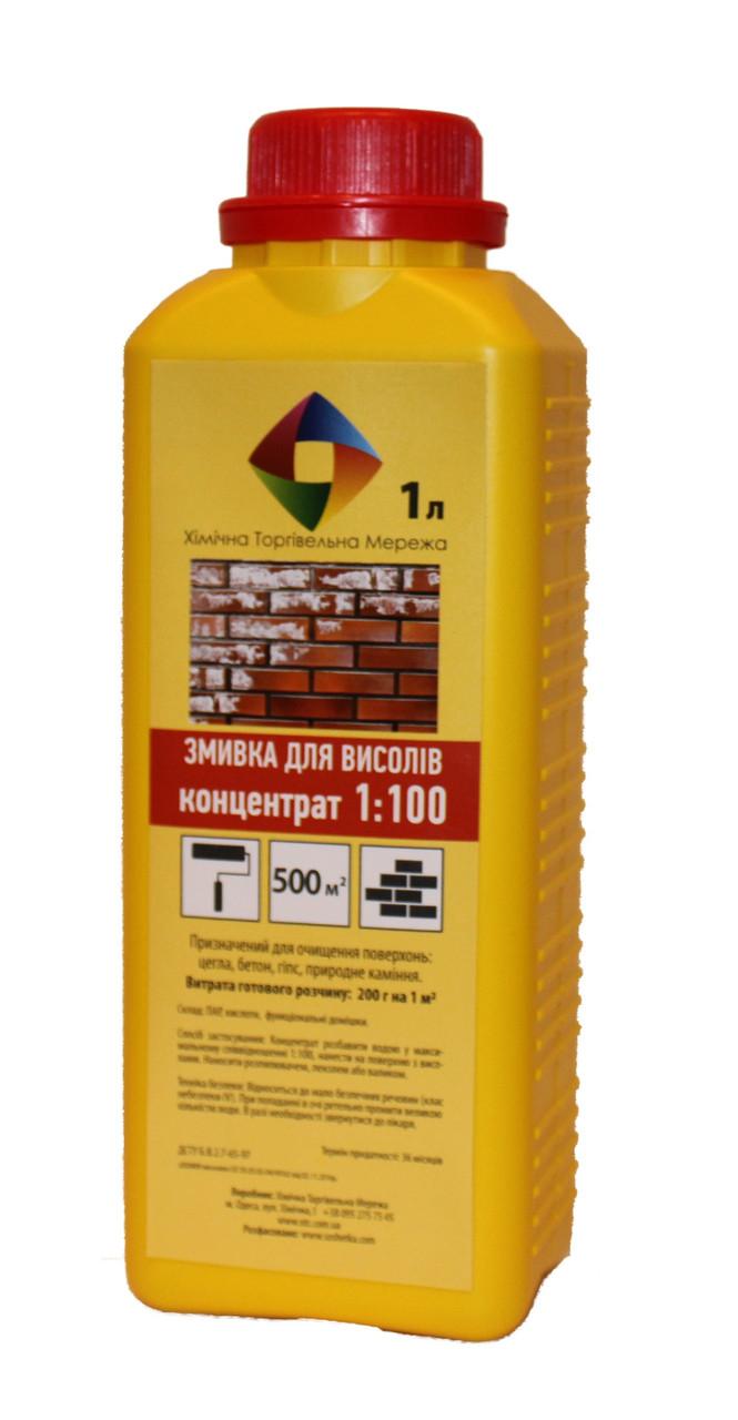 Очиститель от цемента и бетона, 1л