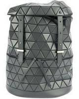 Рюкзак женский с голограммой черный bao bao Issey Miyake
