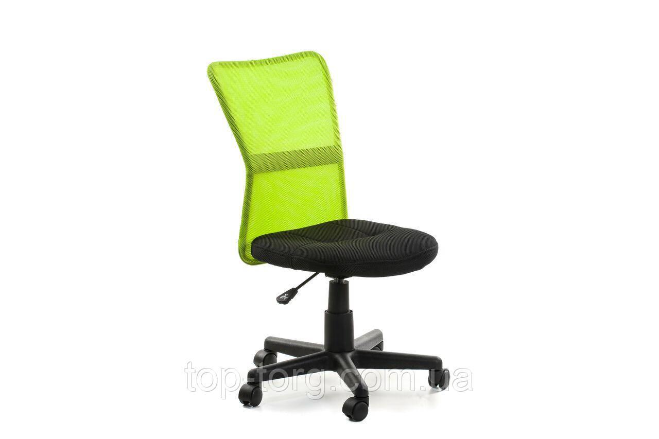 Стул офисный, компьютерный BELICE, Black/Green черный, зеленый салатовый