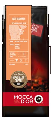 """Кофе в зернах Mocca D""""or Marimba 1 кг зерно"""