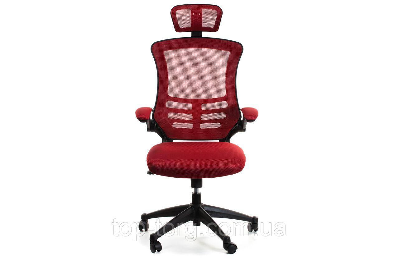 Кресло компьютерное, офисное RAGUSA Red, красный
