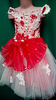 Бальное красивое платье для девочки