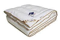 Одеяло детское наполнитель искусственный лебединый пух 140х105 см РУНО (320.29ЛПКУ GOLDEN SWAN)