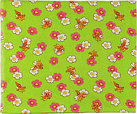 Пеленка фланель 90х80 см РУНО (203.05_10-0130 green)