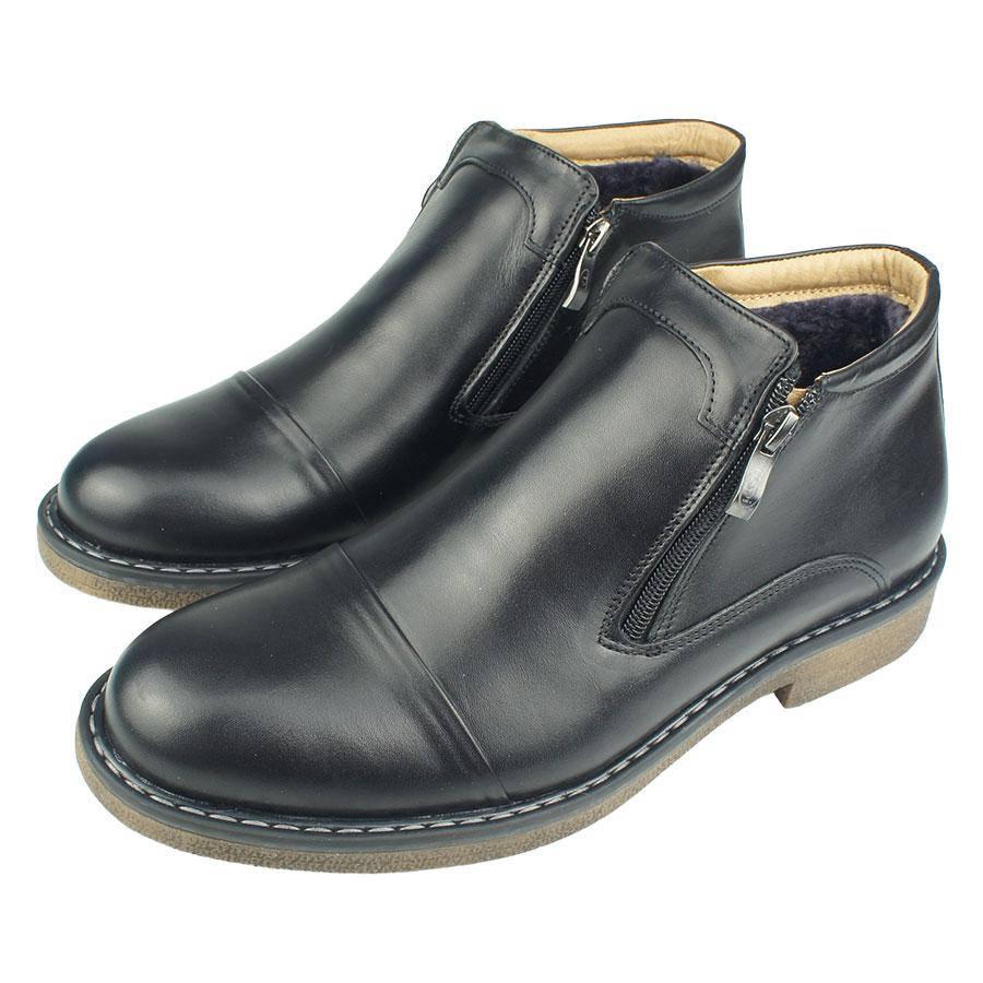 Чоловіче зимове взуття Tapi A-2303 Gzarny чорного кольору в інтернет ... 12238eba991b7