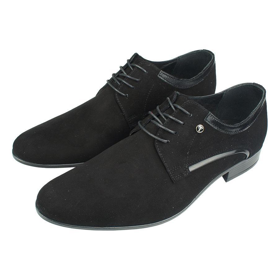 Чоловічі класичні туфлі Tapi A-5510 Gzarny