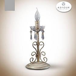 Настільна лампа металева 20600