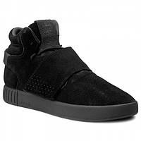 Кроссовки Adidas Tubular Черные 36-45 рр