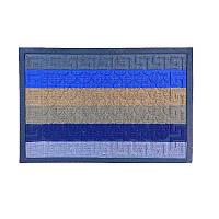Придверный коврик цветной 45х75 см