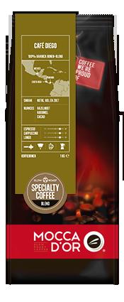 """Кофе в зернах Mocca D""""or Диего 1 кг зерно"""