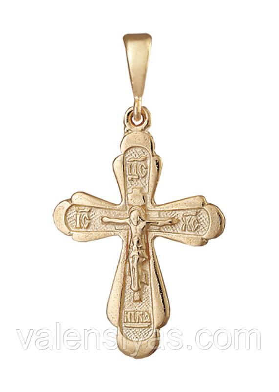 Срібний хрест П3/014