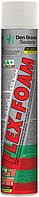 Zwaluw Flex-Foam 750 мл Эластичная высоко-изоляционная полиуретановая пена.
