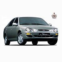Автостекло, лобовое стекло на KIA (Киа) SEPHIA II / SHUMA  (1998 - 2001)