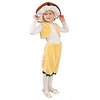 Прокат Костюм карнавальный Белый гриб 3-8 лет