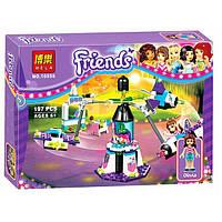 Конструктор Bela Friends / Подружки 10556 Парк развлечений:Космическое путешествие (аналог Lego Friends 41128)