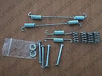 Монтажный комплект барабанных колодок Fiat Doblo   01-05   QUICK BRAKE