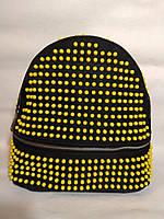 Рюкзак Alex Max желтый 803 (реплика)