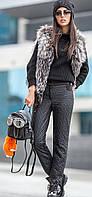 Женские зимние брюки лаке дайвинг флис, женские зимние брюки оптом от производителя