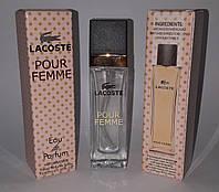 Мини парфюм Lacoste Lacoste Pour Femme 40 ml