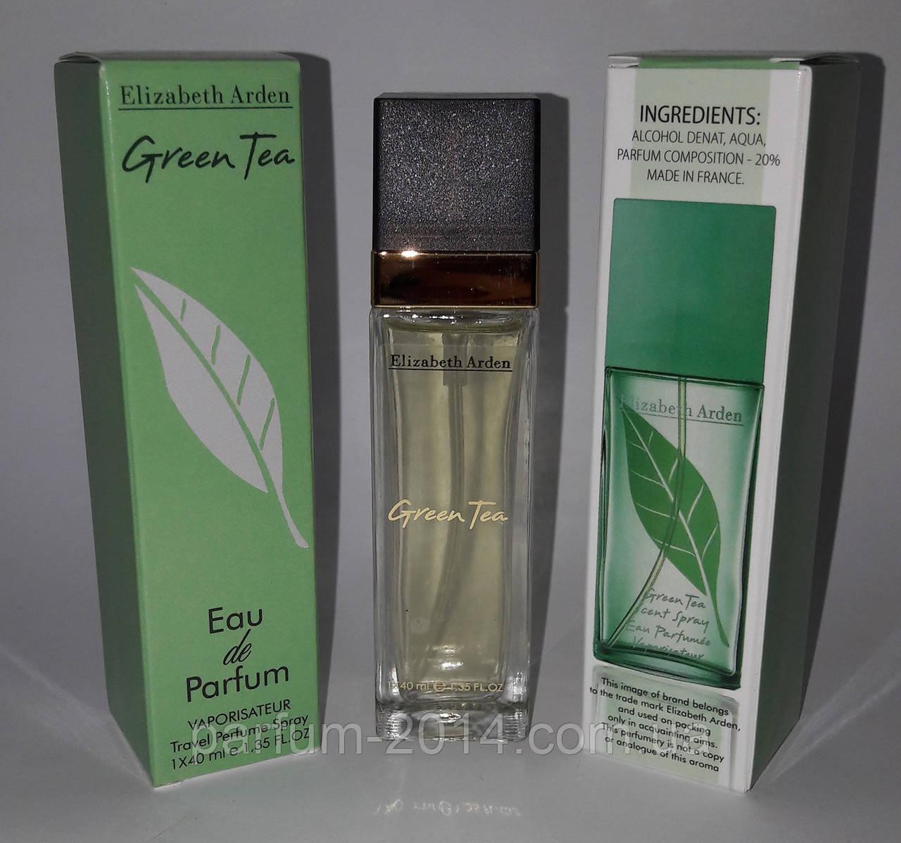 Мини парфюм Elizabeth Arden Green Tea 40 ml (реплика) - Parfum-2014 - Интернет-магазин парфюмерии и косметики в Харькове
